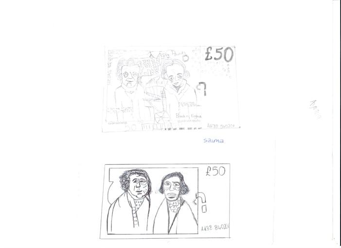 50 pound notes 2 001